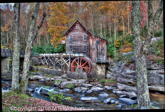 Glade Creek Grist Mill No. 2